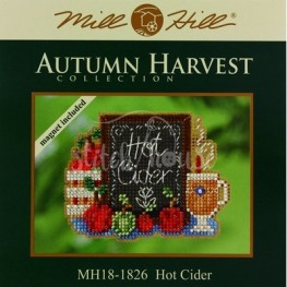 Набор Hot Cider Mill Hill MH181826