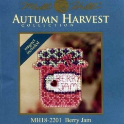 Набор Berry Jam Mill Hill MH182201