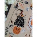 Схема Halloween And Cross Stitch Cuore e Batticuore