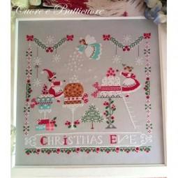 Схема Vigilia di Natale Cuore e Batticuore