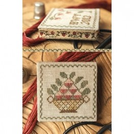 Схема Sweet Summer Pin Square Heartstring Samplery