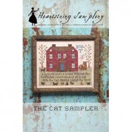 Схема The Cat Sampler Heartstring Samplery