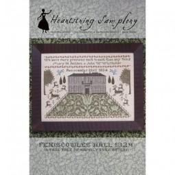 Схема Feniscowles Hall 1824 Heartstring Samplery
