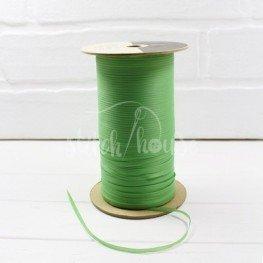 Лента для вышивки 357 Light Green Mokuba