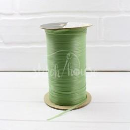 Стрічка для вишивки 356 Baby Green Mokuba