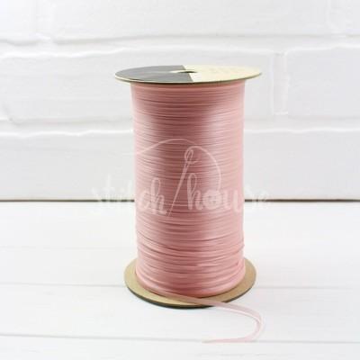 Лента для вышивки 002 Baby Pink Mokuba