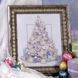Комплект матеріалів Crystal Tree Sandra Paradise