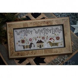 Схема Winter Wienerland Plum Street Samplers