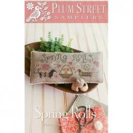 Схема Spring Rolls Plum Street Samplers