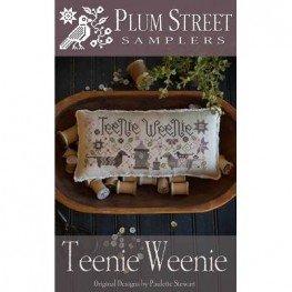 Схема Teenie Weenie Plum Street Samplers