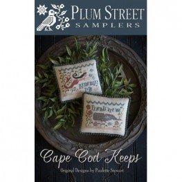 Схема Cape Cod Keeps Plum Street Samplers