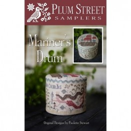 Схема Mariner's Drum Plum Street Samplers