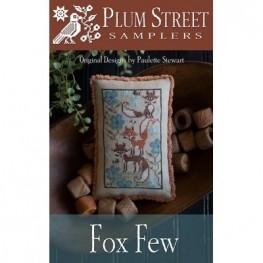 Схема Fox Few Plum Street Samplers