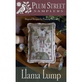 Схема Llama Lump Plum Street Samplers