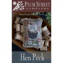 Схема Hen Peck Plum Street Samplers