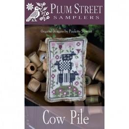 Схема Cow Pile Plum Street Samplers