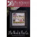 Схема The Wool and Foax Co Plum Street Samplers