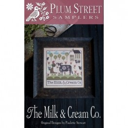 Схема The Milk & Cream Co... Plum Street Samplers