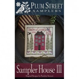 Схема Sampler House III Plum Street Samplers