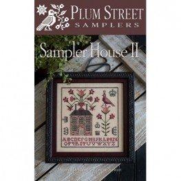 Схема Sampler House II Plum Street Samplers