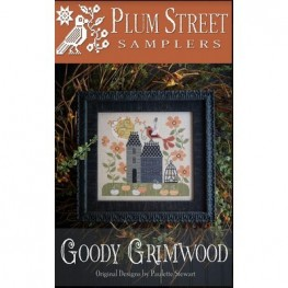 Схема Goody Grimwood Plum Street Samplers