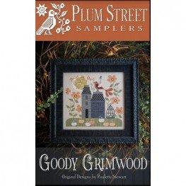 Схема Goody Grimwood Plum Street Samplers