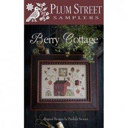 Схема Berry Cottage Plum Street Samplers