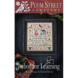 Схема Labor for Learning Plum Street Samplers