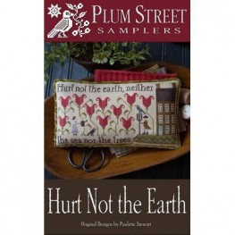 Схема Hurt Not the Earth Plum Street Samplers