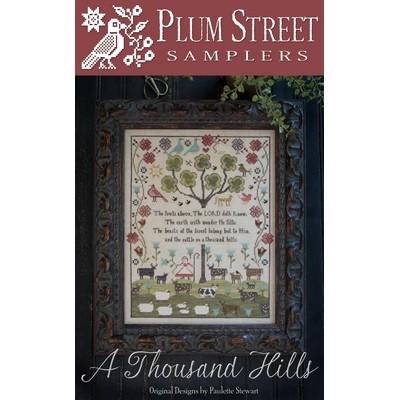 Схема A Thousand Hills Plum Street Samplers