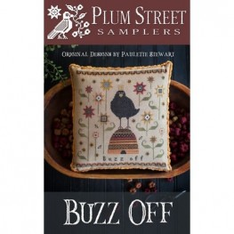 Схема Buzz Off Plum Street Samplers
