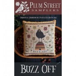 Схема Buzz Off Plum Street Samplers