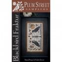 Схема Blackbird Fraktur Plum Street Samplers