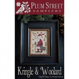 Схема Kringle & Woolard Plum Street Samplers