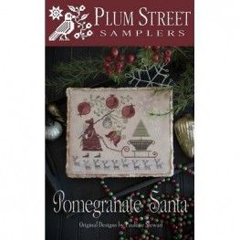 Схема Pomegranate Santa Plum Street Samplers
