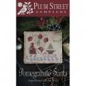 Схема Pomegranate Santa Plum Street Samplers