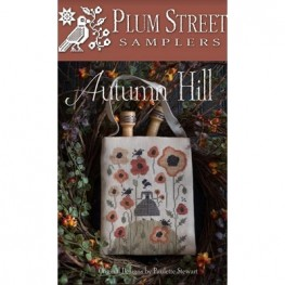 Схема Autumn Hill Plum Street Samplers