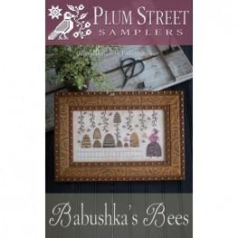 Схема Babushka's Bees Plum Street Samplers