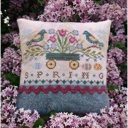 Схема Seasons Spring Lila's Studio
