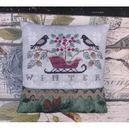 Схема Seasons Winter Lila's Studio
