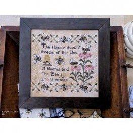 Схема The Bee Comes Lila's Studio