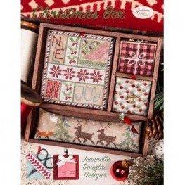 Схема Christmas Box Jeannette Douglas