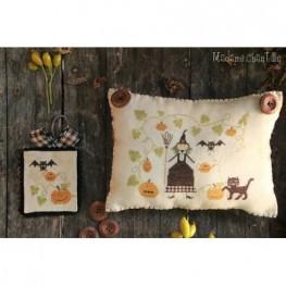 Схема Halloween Tea Madame Chantilly
