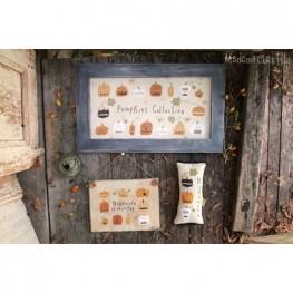 Схема Pumpkins Collection Madame Chantilly