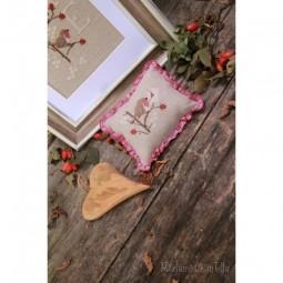 Схема Berries and Robins Madame Chantilly