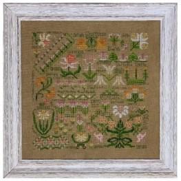Схема Dreaming of Daffodils Rosewood Manor