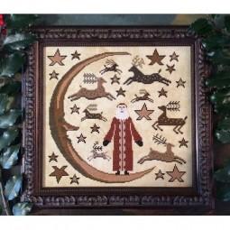 Deer Santa Kathy Barrick