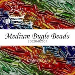 Стеклярус Mill Hill Medium Bugle Beads (80020-82054)