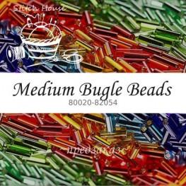 Стеклярус Mill Hill Medium Bugle Beads (80020-82054)