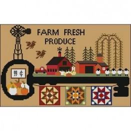 Схема Farm Fresh Produce Twin Peak Primitives